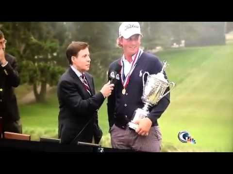 Interview with Webb Simpson