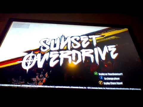 How To Reset Sunset Overdrive On Xbox One