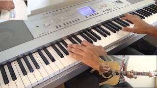 Imagine Dragons Demons Piano Guitar Cover