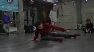 Мастер класс по contemporary dance для начинающих.. Contemporary for begginers.