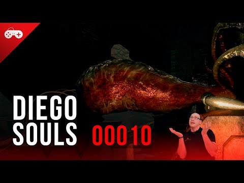 DiegoSouls 10: Blighttown! Será que enfim veremos um rage de Diego em Dark Souls?