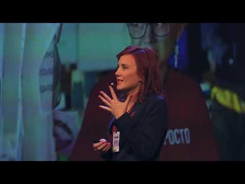 Невидимые люди   Светлана Изамбаева   TEDxBaumanSt