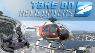 [PC] Take On Helicopters - Test With Flight Hotas X