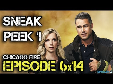 "Chicago Fire 6x14 Sneak Peek 1 ""Looking For A Lifeline"""