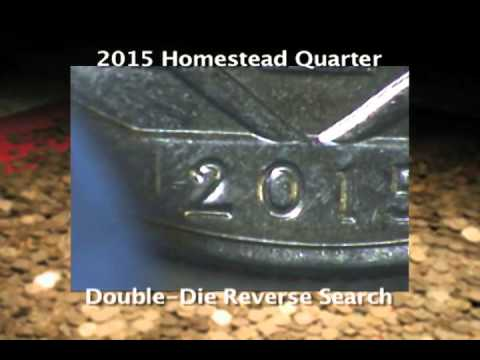 The Coin Show: Episode 20 - 2015 Homestead Quarter Error Search