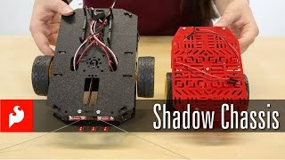 SparkFun Shadow Chassis!