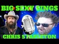 watch he video of Big Sexy sings Chris Stapleton Broken Halos karaoke. He is coming Upchurch #RHEC