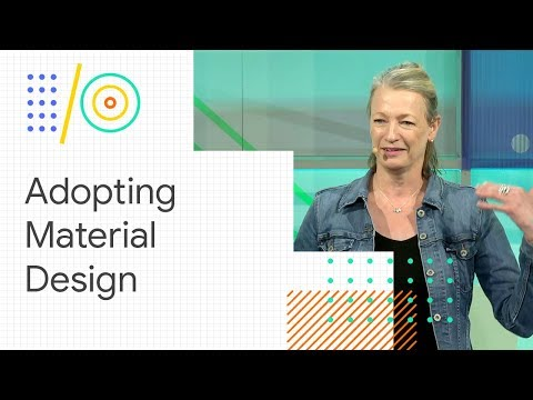 Material Metrics: research-backed validation for adopting Material Design (Google I/O '18)