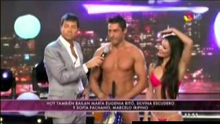 Repeat youtube video Tito - Gala Strip Dance 10-10-2011