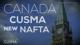 What's going on with the new NAFTA?