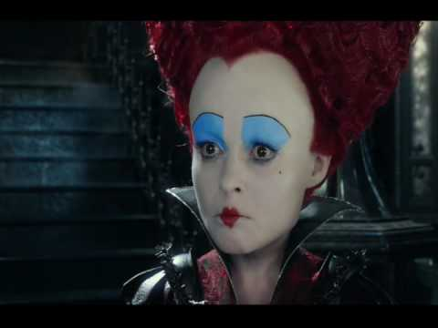 Download Alice Through The Looking Glass (2016) White Queen hugs Red Queen