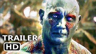 AVENGERS 3 INFINITY WAR Final Trailer 4k (2018) Chris Hemsworth, Scarlett Johansson Movie