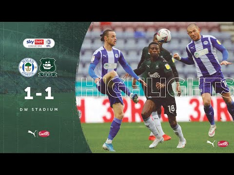 Wigan Plymouth Goals And Highlights