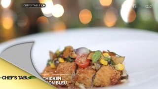 Chef's Table - Kimberly Ryder Dan Natasha Ryder - Chiken Cordon Bleu