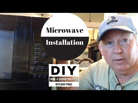how-to-install-a-new-microwave.