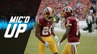 Josh Norman got beat several times by Terrelle Pryor before picking...
