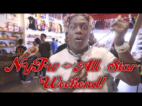 NYFW to All Star Weekend! the Show by Round Two S4 Ep5