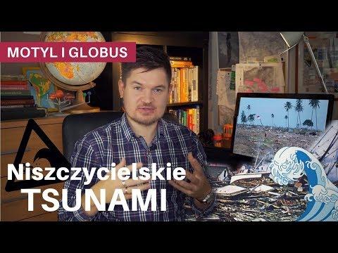 Niszczycielskie FALE TSUNAMI. Jak powstają? / Motyl i Globus #7