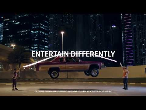 Entertain Differently