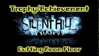 Silent Hill Downpour: Cutting Room Floor Trophy/Achievement - HTG