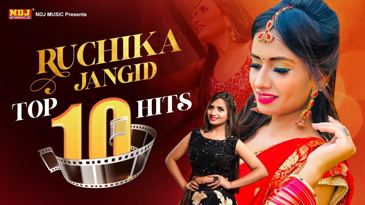 Ruchika Jangid - Anjali Raghav - Sonika Singh - NonStop Top 10 Haryanvi Songs 2021 - Songs 2021