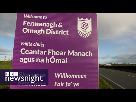 What will happen to the Irish border post-Brexit? – BBC Newsnight
