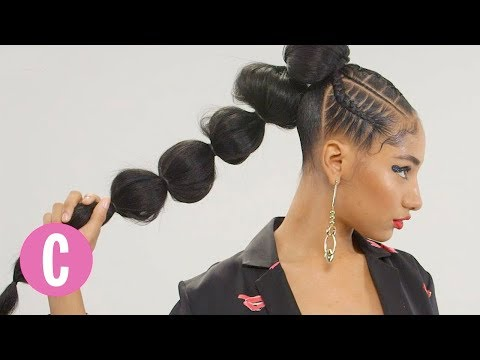 You'll Love This Chic Pony Puff & Glamorous Stitch Ponytails   Cosmopolitan