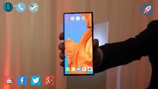 مواصفات Huawei Mate X هواوي ميت اكس