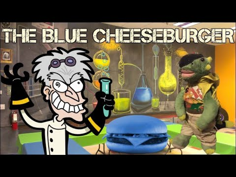 Plushoyeah Short:The Blue Cheese Burger (collab with commonerfall015 nation)