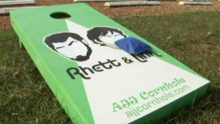 The Cornhole Song - Rhett & Link