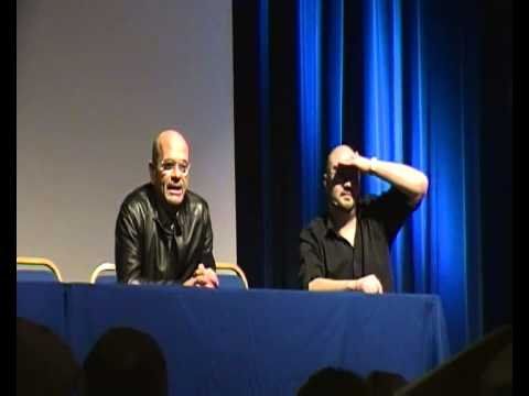 Robert Picardo Q&A at Wrexham comic-con