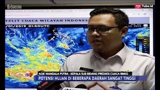 Download Video Waspada! BMKG: Akhir Januari Menjadi Puncak Curah Hujan Tinggi - iNews Sore 23/01 MP3 3GP MP4