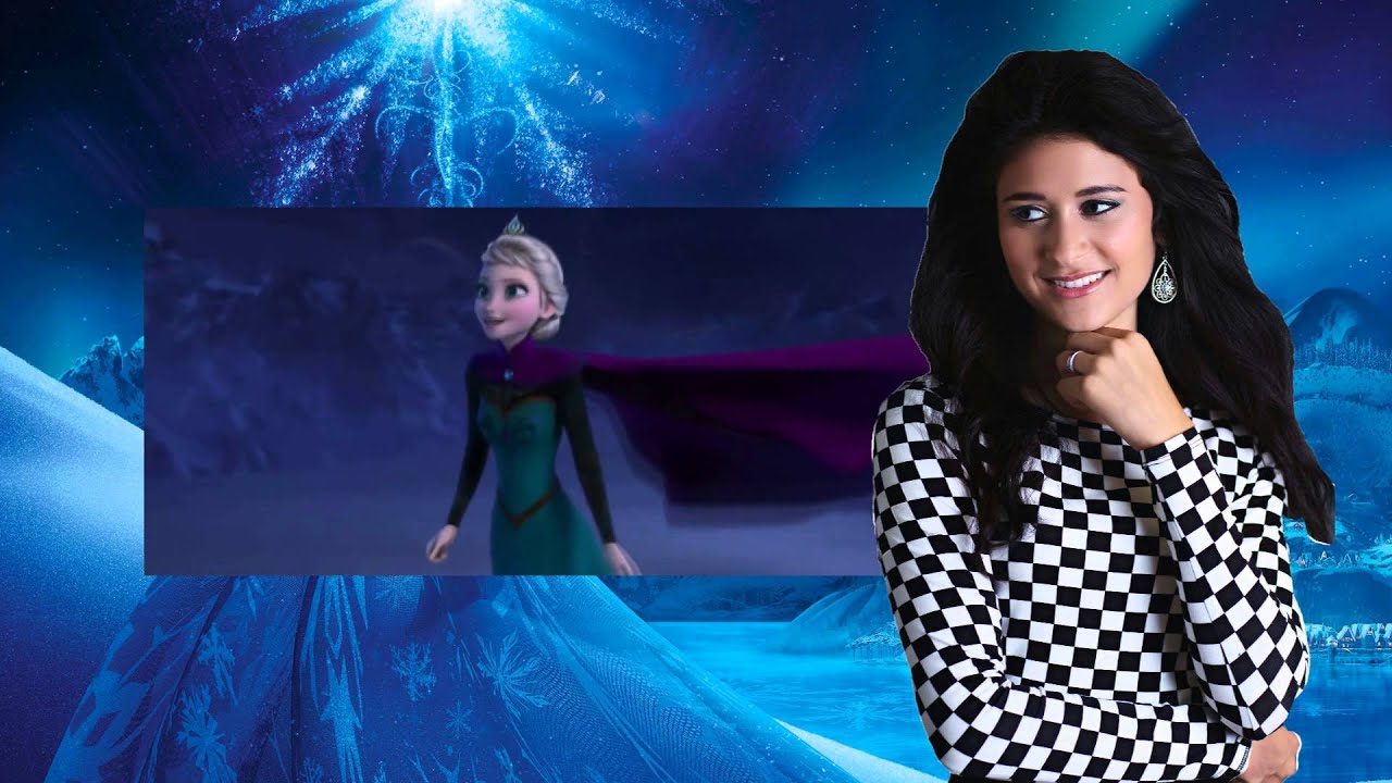 frozen - let it go (hindi) [official fandub with movie effects] hd