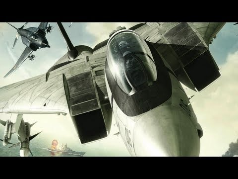 Ace Combat Infinity Trailer 【Official HD】(PSN Free to Play Games)