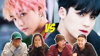 Baixar Choosing Between BTS and SEVENTEEN (Again) | Kool Oppas & Unnies