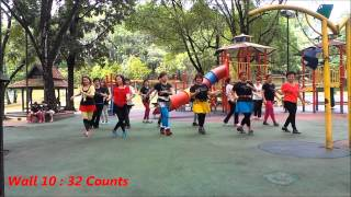 (N70)Si Shi Gu Ren Lai 似是故人来 By Monita Lim (Line Dance)