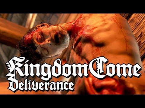 Kingdom Come Deliverance Gameplay German #10 - Saufgelage