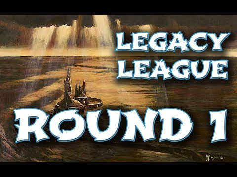 Legacy League with Wacky Deli - Round 1 vs Painter