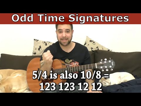 How to Play and Hear Odd Time Signatures (5/4, 7/8, 9/8, 11/8) - Guitar Lesson Tutorial