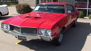 1970 Buick GS Stage 1 Only @ Ron's Toy Box in Bettendorf IA 52722