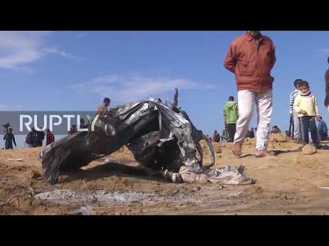 State of Palestine: 8 killed after Israeli covert operation thwarted in Gaza