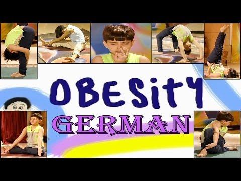 Yoga for kids - Obesity - Your Yoga Gym - German