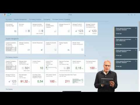 Great User Experience for SAP S/4HANA 1610 with SAP Fiori 2.0
