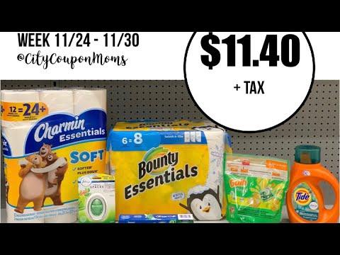 Family Dollar | $5/$25 Scenarios | Week 11/24 - 11/30