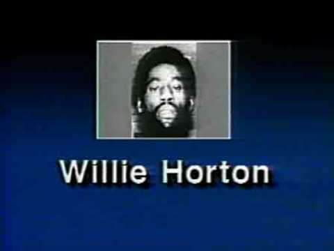 Willie Horton 1988 Attack Ad