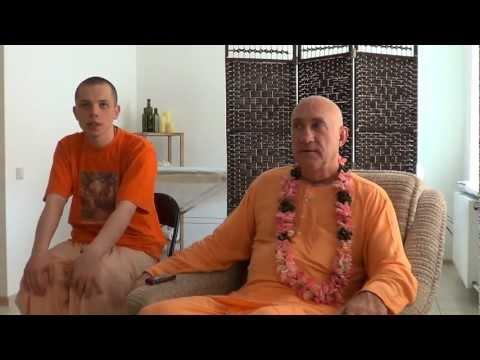 Trys materialios energijos (kaip būti laimingam) Dhaneshvara Prabhu (en, lt)