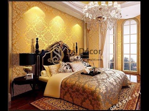 # Top 21 mẫu giấy dán tường phòng ngủ cổ điển đẹp nhất