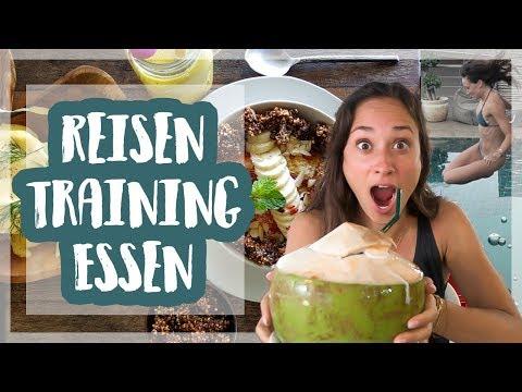 VLOG Koh Samui – Training im Thai Gym – Anne im Essensrausch