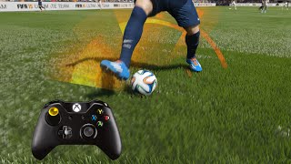 FIFA 15 ALL 4 STAR SKILLS TUTORIAL (★★★★)| PS4/XBOX/PC