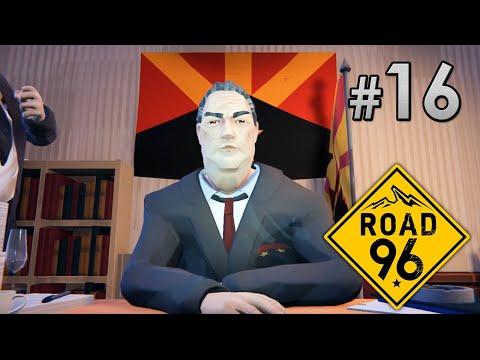 完美逃亡《九十六號公路 Road 96》 Part 16 (PC / Switch 遊戲) |